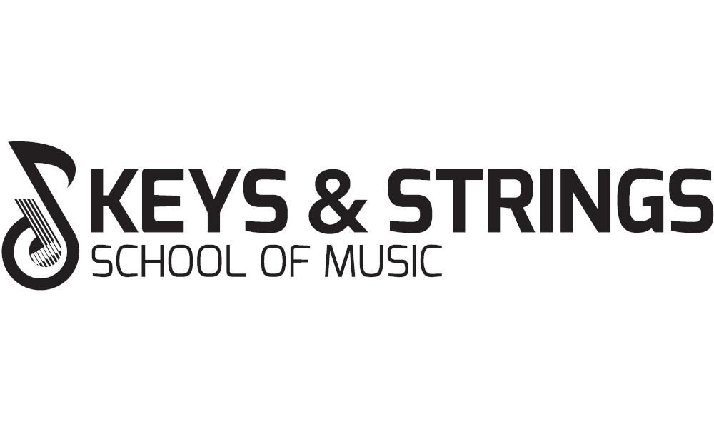 Keys & Strings Logo